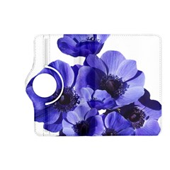 Poppy Blossom Bloom Summer Kindle Fire Hd (2013) Flip 360 Case by Nexatart