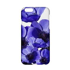 Poppy Blossom Bloom Summer Apple Iphone 6/6s Hardshell Case by Nexatart