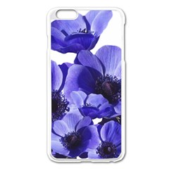 Poppy Blossom Bloom Summer Apple Iphone 6 Plus/6s Plus Enamel White Case by Nexatart