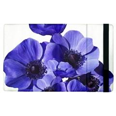 Poppy Blossom Bloom Summer Apple Ipad Pro 12 9   Flip Case by Nexatart