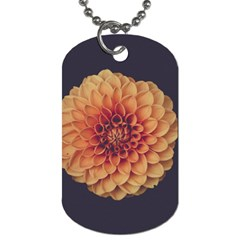 Art Beautiful Bloom Blossom Bright Dog Tag (one Side)