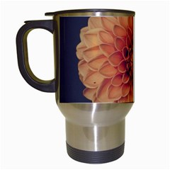 Art Beautiful Bloom Blossom Bright Travel Mugs (white)