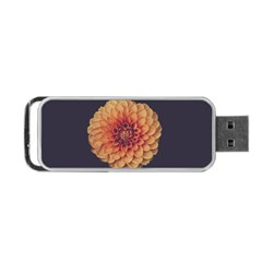 Art Beautiful Bloom Blossom Bright Portable Usb Flash (two Sides) by Nexatart