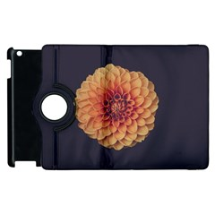 Art Beautiful Bloom Blossom Bright Apple Ipad 2 Flip 360 Case by Nexatart