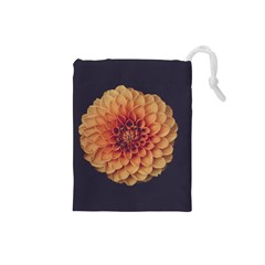Art Beautiful Bloom Blossom Bright Drawstring Pouches (small)