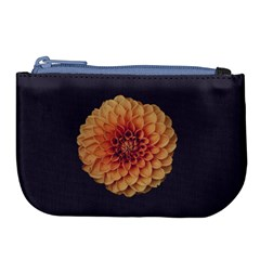 Art Beautiful Bloom Blossom Bright Large Coin Purse by Nexatart