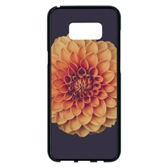 Art Beautiful Bloom Blossom Bright Samsung Galaxy S8 Plus Black Seamless Case