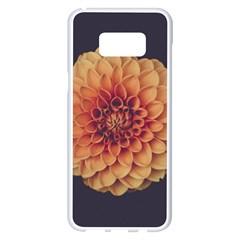 Art Beautiful Bloom Blossom Bright Samsung Galaxy S8 Plus White Seamless Case