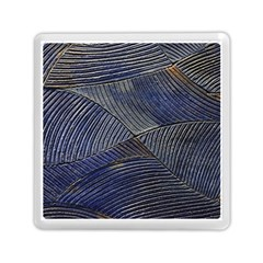 Textures Sea Blue Water Ocean Memory Card Reader (square)  by Nexatart