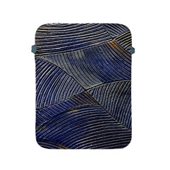 Textures Sea Blue Water Ocean Apple Ipad 2/3/4 Protective Soft Cases by Nexatart