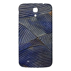 Textures Sea Blue Water Ocean Samsung Galaxy Mega I9200 Hardshell Back Case by Nexatart