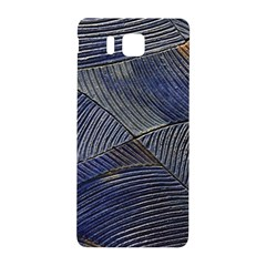 Textures Sea Blue Water Ocean Samsung Galaxy Alpha Hardshell Back Case