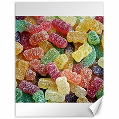 Jelly Beans Candy Sour Sweet Canvas 12  X 16