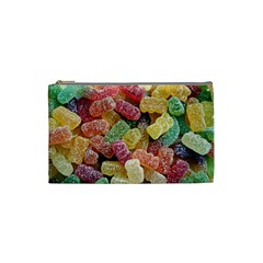 Jelly Beans Candy Sour Sweet Cosmetic Bag (small)  by Nexatart
