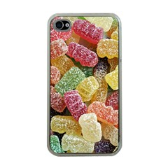 Jelly Beans Candy Sour Sweet Apple Iphone 4 Case (clear)