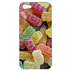 Jelly Beans Candy Sour Sweet Apple Iphone 5 Hardshell Case by Nexatart