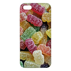 Jelly Beans Candy Sour Sweet Apple Iphone 5 Premium Hardshell Case