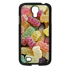 Jelly Beans Candy Sour Sweet Samsung Galaxy S4 I9500/ I9505 Case (black) by Nexatart