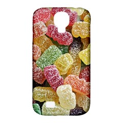 Jelly Beans Candy Sour Sweet Samsung Galaxy S4 Classic Hardshell Case (pc+silicone)