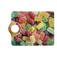 Jelly Beans Candy Sour Sweet Kindle Fire Hd (2013) Flip 360 Case by Nexatart