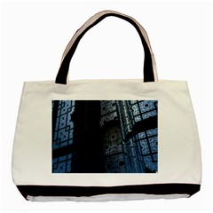 Graphic Design Background Basic Tote Bag by Nexatart