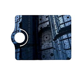 Graphic Design Background Kindle Fire Hd (2013) Flip 360 Case by Nexatart