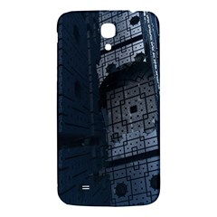 Graphic Design Background Samsung Galaxy Mega I9200 Hardshell Back Case by Nexatart