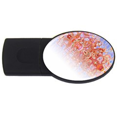 Effect Isolated Graphic Usb Flash Drive Oval (2 Gb) by Nexatart