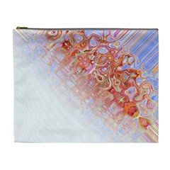 Effect Isolated Graphic Cosmetic Bag (xl) by Nexatart