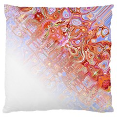Effect Isolated Graphic Large Cushion Case (two Sides) by Nexatart