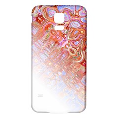 Effect Isolated Graphic Samsung Galaxy S5 Back Case (white)