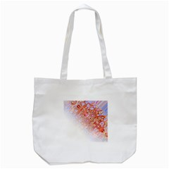 Effect Isolated Graphic Tote Bag (white)
