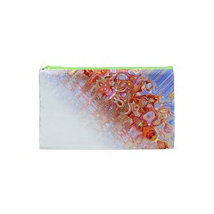 Effect Isolated Graphic Cosmetic Bag (xs) by Nexatart