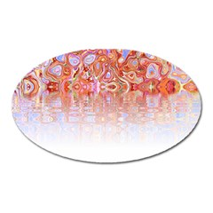 Effect Isolated Graphic Oval Magnet by Nexatart