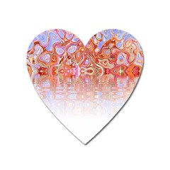 Effect Isolated Graphic Heart Magnet by Nexatart