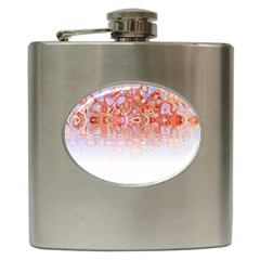 Effect Isolated Graphic Hip Flask (6 Oz)