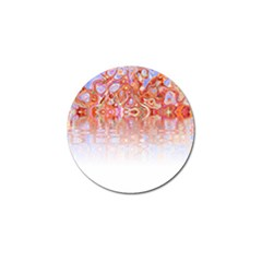 Effect Isolated Graphic Golf Ball Marker (10 Pack)