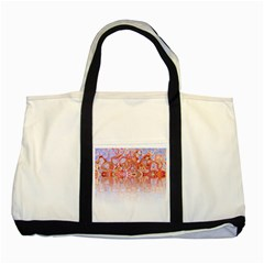 Effect Isolated Graphic Two Tone Tote Bag