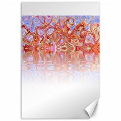 Effect Isolated Graphic Canvas 24  X 36  by Nexatart