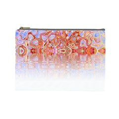 Effect Isolated Graphic Cosmetic Bag (large)  by Nexatart