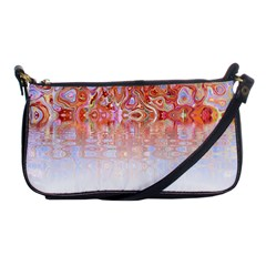 Effect Isolated Graphic Shoulder Clutch Bags