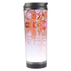 Effect Isolated Graphic Travel Tumbler by Nexatart