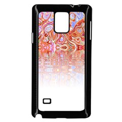 Effect Isolated Graphic Samsung Galaxy Note 4 Case (black)