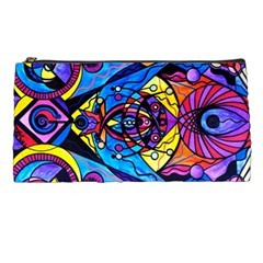 The Time Wielder   Pencil Case by tealswan