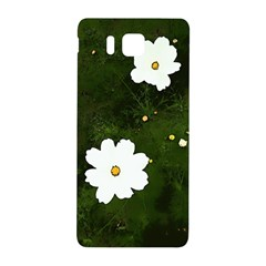 Daisies In Green Samsung Galaxy Alpha Hardshell Back Case