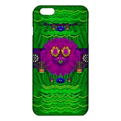 Summer Flower Girl With Pandas Dancing In The Green Iphone 6 Plus/6s Plus Tpu Case by pepitasart