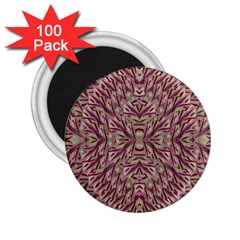 Mandala Art Paintings Collage 2 25  Magnets (100 Pack)  by pepitasart