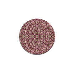 Mandala Art Paintings Collage Golf Ball Marker (10 Pack) by pepitasart