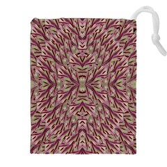 Mandala Art Paintings Collage Drawstring Pouches (xxl) by pepitasart