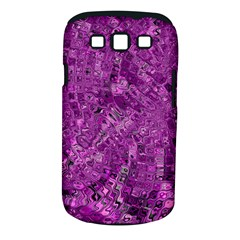 Melting Swirl B Samsung Galaxy S Iii Classic Hardshell Case (pc+silicone) by MoreColorsinLife